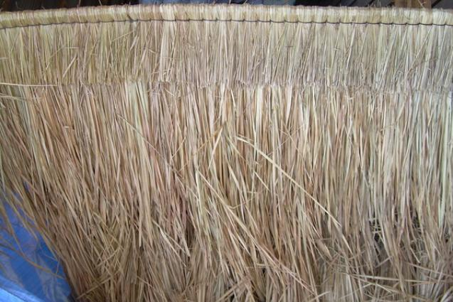 thatched roof from indonesia